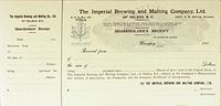 """The Imperial Brewing & Malting Company"""