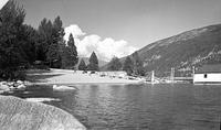 Beach, West Arm, Kootenay Lake