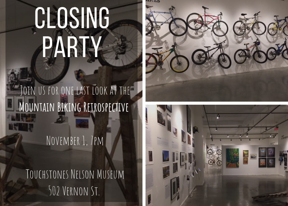 Mountain Bike Closing Party